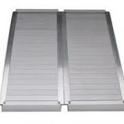 Aluminium Folding Ramp