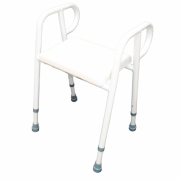 Premium Shower Stool – Wide Seat