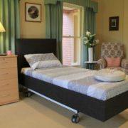Deutscher Lexia Upholstered Bed